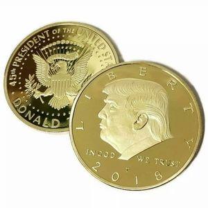 Pres. Donald J Trump Coin